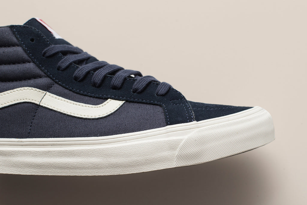 Vans Vault Suede Canvas OG Sk8-Hi LX Pack Available Now – Feature Sneaker  Boutique 40bd4b87ea53