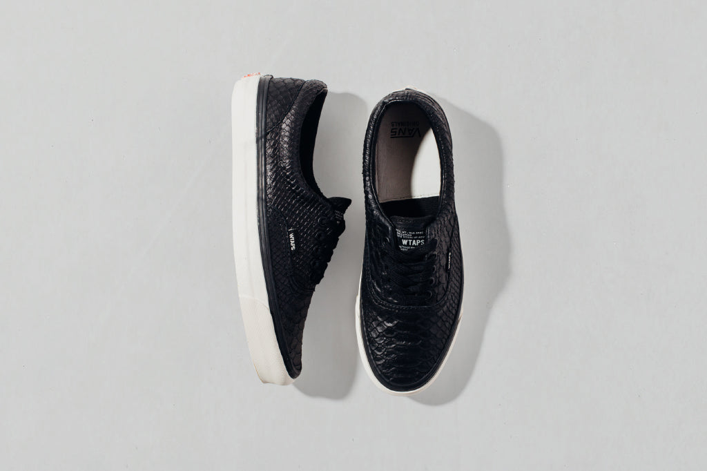 eefdb92715cd35 The first part of the 10-piece collection showcases the Vans Vault OG Era  silhouette ( 150) ...