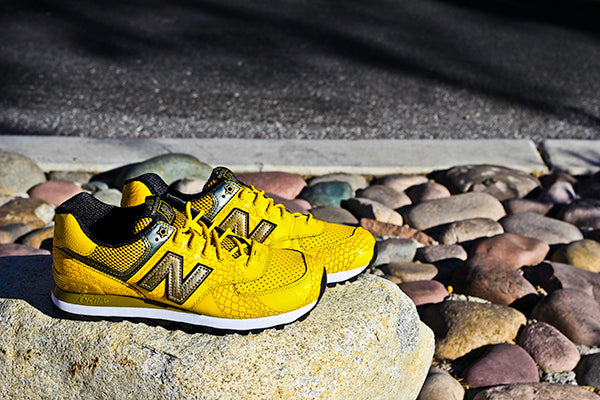 watch bcf2c 93210 New Balance ML 574 Chinese Year Of The Dragon Pack Now ...