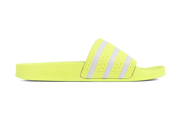 Adidas Originals Adilette - Semi Frozen Yellow/Cloud White