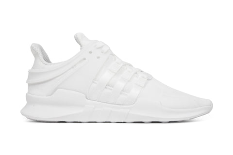 Adidas Originals EQT Support ADV- White/White/Core Black