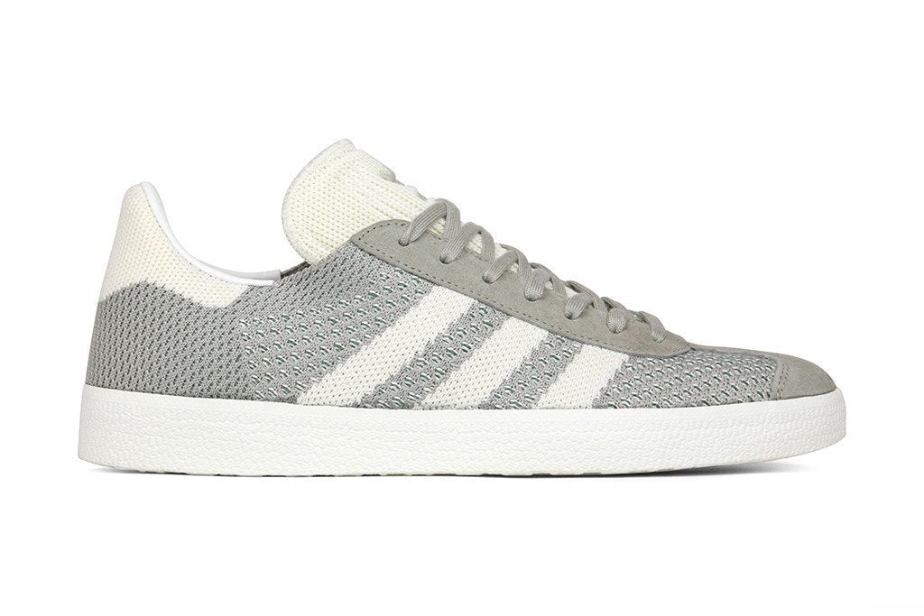 Adidas Originals Gazelle Primeknit - Sesame/Off White