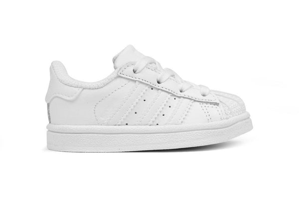 Adidas Originals Infant Superstar Foundation - White