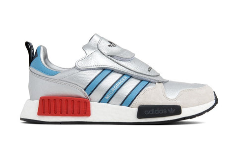 Adidas Originals MicropacerxR1 - Silver Metallic/Light Blue