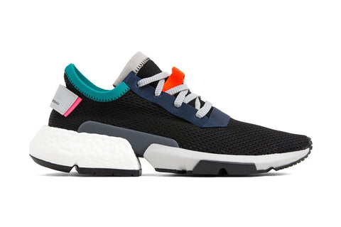 Adidas Originals POD-S3.1 - Core Black/Core Black/Solar Red