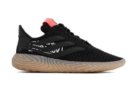 Adidas Originals Sobakov - Core Black/Core Black/Red