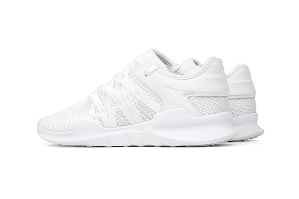 Adidas Originals Women's EQT Racing ADV - White/White/Green