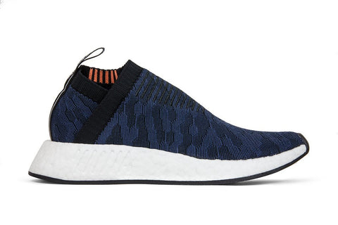 Adidas Originals Women's NMD_CS2 Primeknit - Core Black/Indigo/White