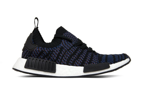 Adidas Originals Women's NMD_R1 'STLT' PK - Core Black/Ash Pink/Noble Ink