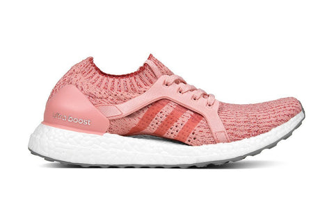 Adidas Originals Women's Ultra Boost X - Pink/Tactile Red