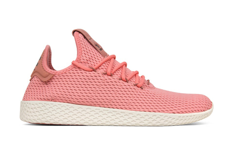 Adidas Originals x Pharrell Williams 'Tennis HU' - Coral/Pink