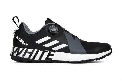 Adidas Originals x White Mountaineering Terrex Two BOA - Black/White