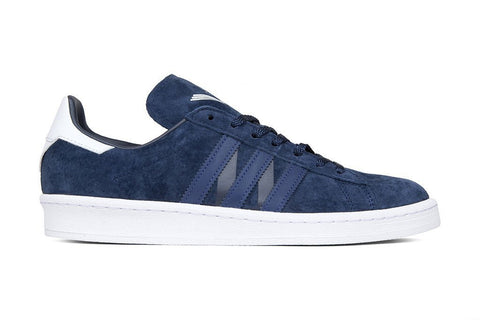 Adidas Originals x White Mountaineering Campus 80s - Collegiate Navy/White