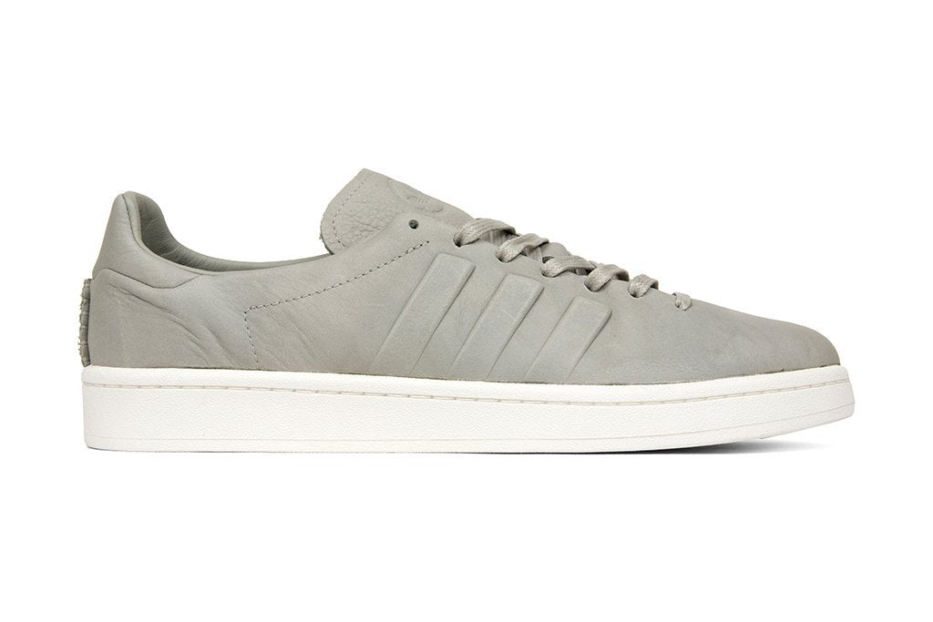 ... Adidas x Wings + Horns Campus Shoes - Sesame/Chalk White - CG3752 Side  ...