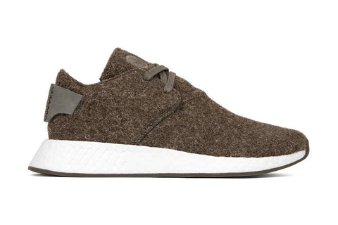 Adidas x Wings + Horns NMD_C2 - Simple Brown-Gum - CG3781 Side