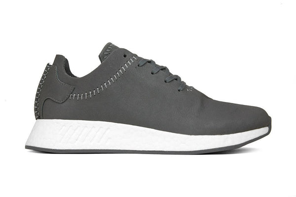 Adidas x Wings + Horns NMD_R2 - Ash/Off White