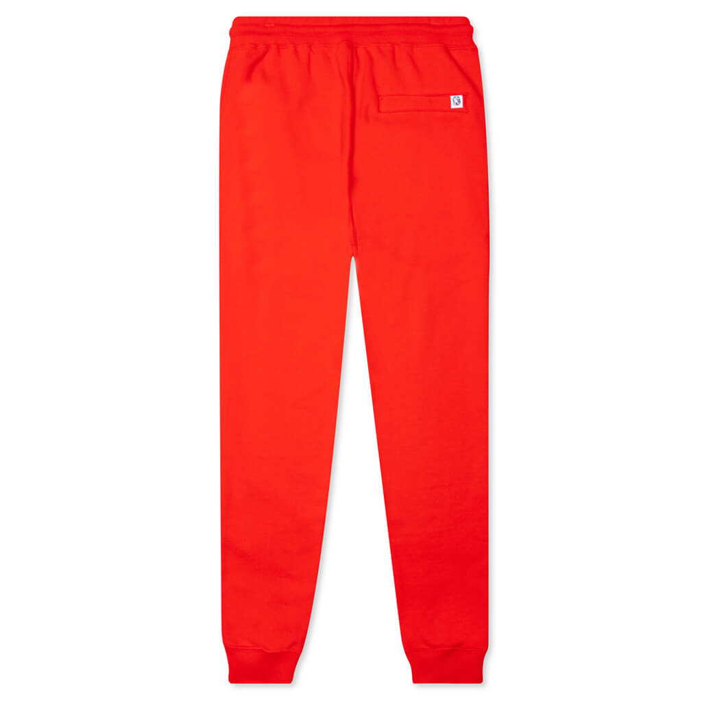 Billionaire Boys Club BB Large Astro Jogger - Flame Scarlett
