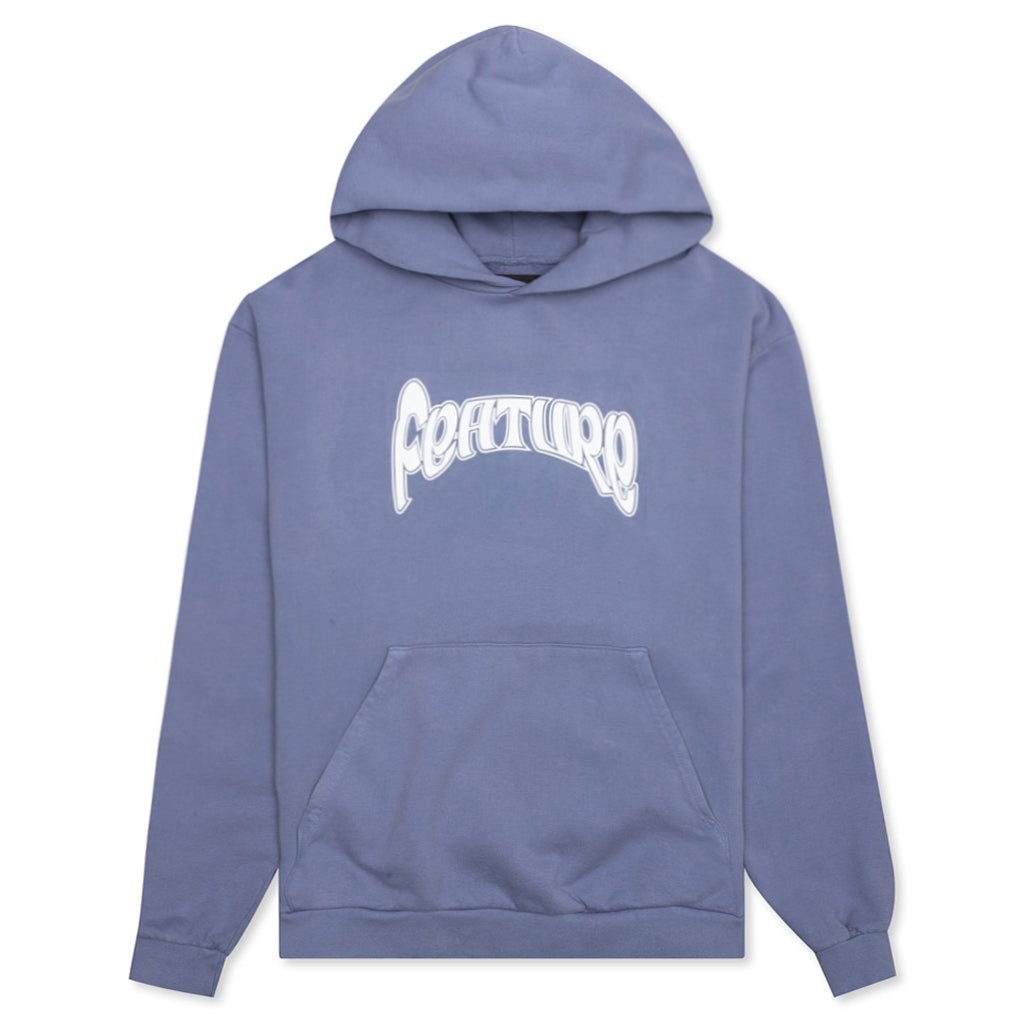 Feature Lucid Hoodie - Blue Granite