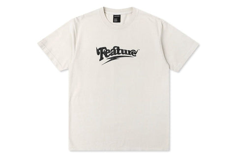 Feature Spike Tee - Cement