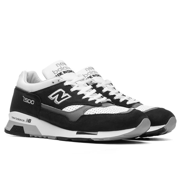 New Balance 1500 Made in England - Black/White