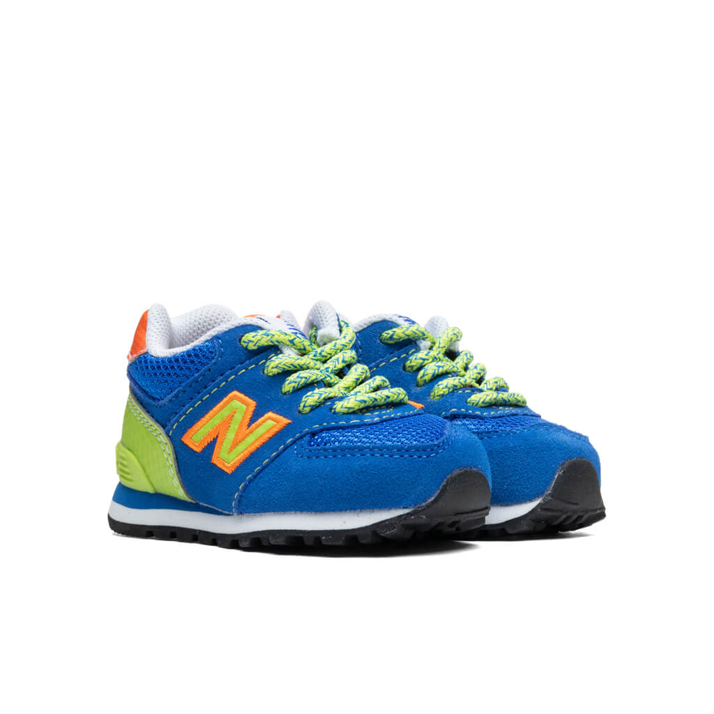 New Balance Kids 574 - Blue/Green