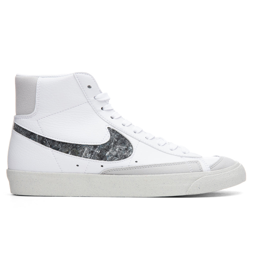 Nike Blazer Mid '77 Vintage - White/Light Smoke Grey