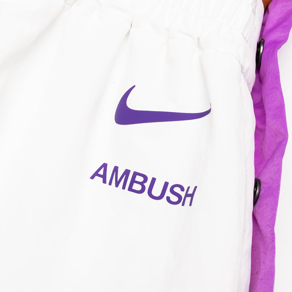 Nike x Ambush Los Angeles Lakers Women's Tearaway Pant - Summit White