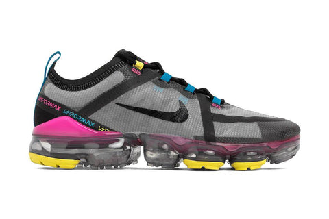 Nike Air VaporMax 2019 - Moon Particle/Black/Pink Blast