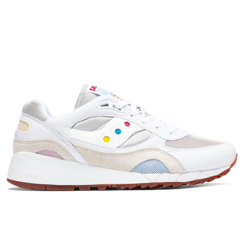 Saucony Shadow 6000 - White/Multi