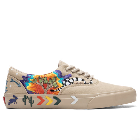 "Vans Era ""Desert Embellish"" - Safari Brown"