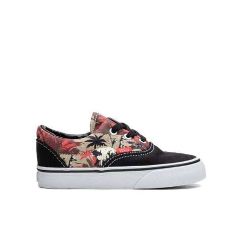 "Vans Toddlers Era ""Safari Camo"" - Gravel/True White"