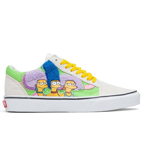 Vans x The Simpsons Old Skool - The Bouviers