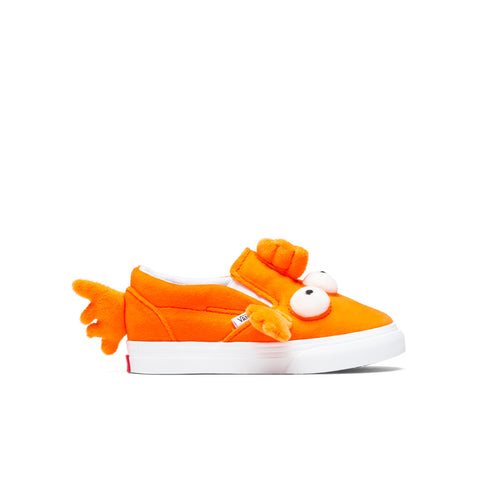 Vans x The Simpsons Toddler Fish Slip-On V - Blinky