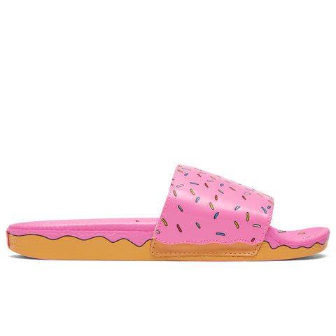 Vans x The Simpsons Slide-On - Doh'nut Pink