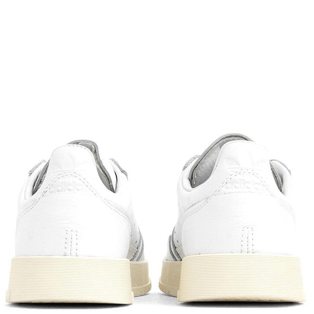 Adidas Originals SuperCourt - Crystal White/Chalk White