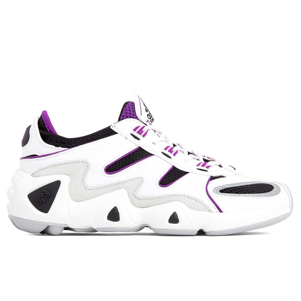 Adidas Originals Women's FYW S-97 - Crystal White/Core Black/Act Purple