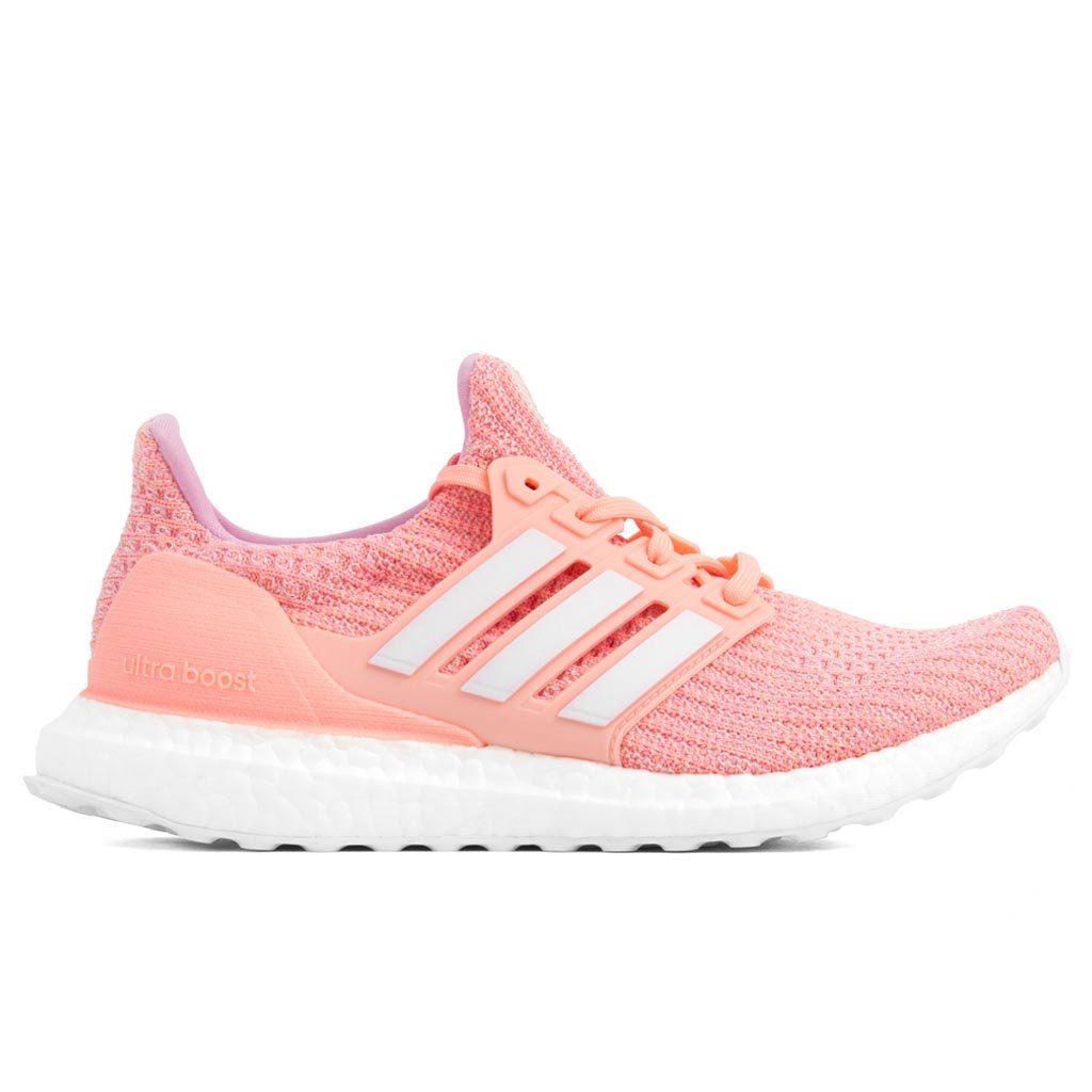 Adidas Originals Women's Ultraboost 4.0 - Clear Orange/Orange Tine/True Pink