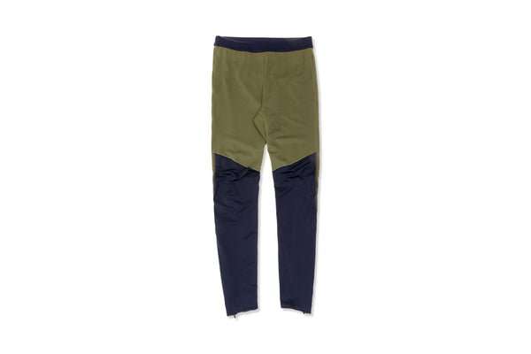 Adidas Originals x Universal Works Legging - Legend Ink/Olive Cargo
