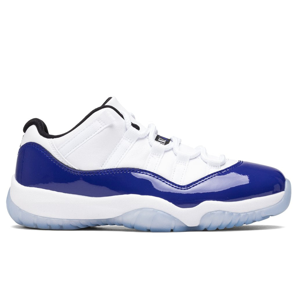 Air Jordan 11 Retro Low Women S Concord White Black Concord