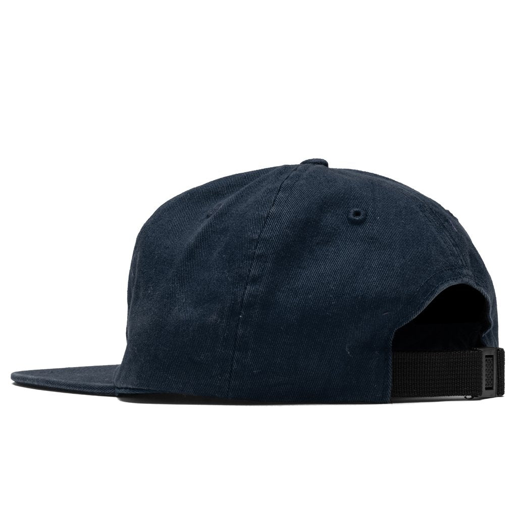 Bounty Hunter RA Washed Twill Cap - Navy