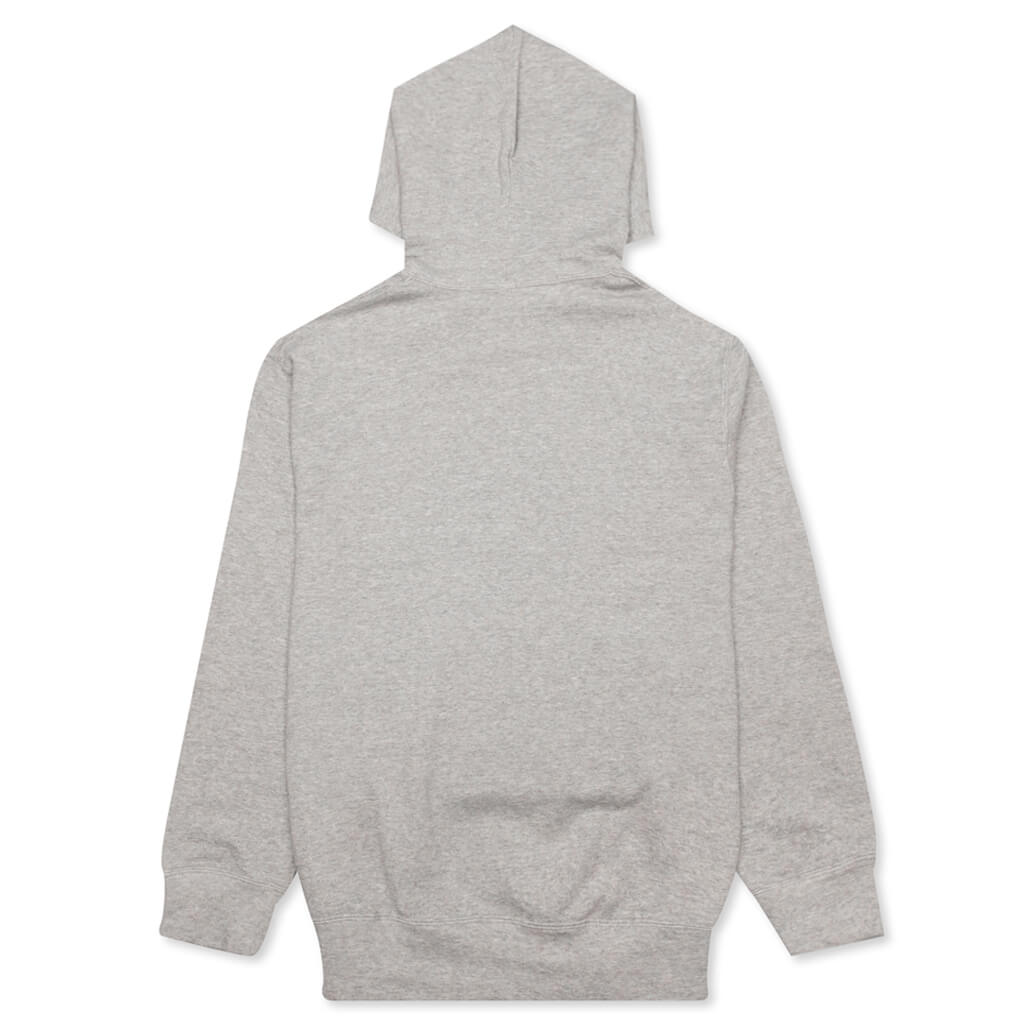 Comme des Garcons PLAY Hoodie - Grey