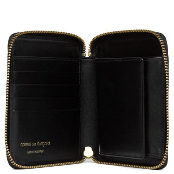 Comme des Garcons SA2100 Luxury Wallet - Black