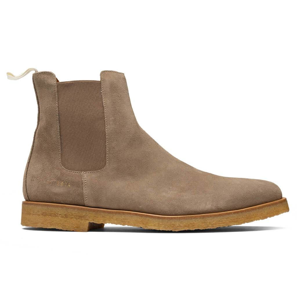 Common Projects Chelsea Boot Suede