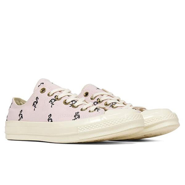 Converse Chuck Taylor All Star 70 OX - Barely Rose/Almost Black/Pink Floral