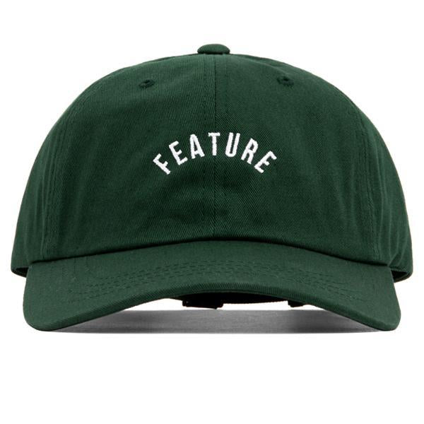 Feature Arch Dad Hat - Spruce Green