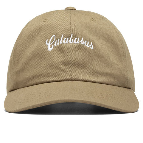 Feature Calabasas Dad Cap - Khaki