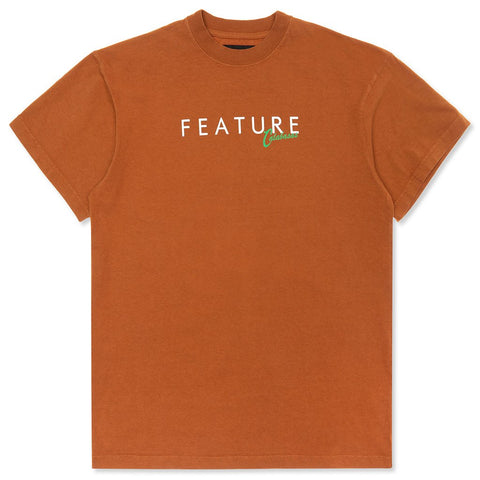 Feature Calabasas Tee - Pumpkin