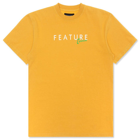 Feature Calabasas Tee - Sunflower