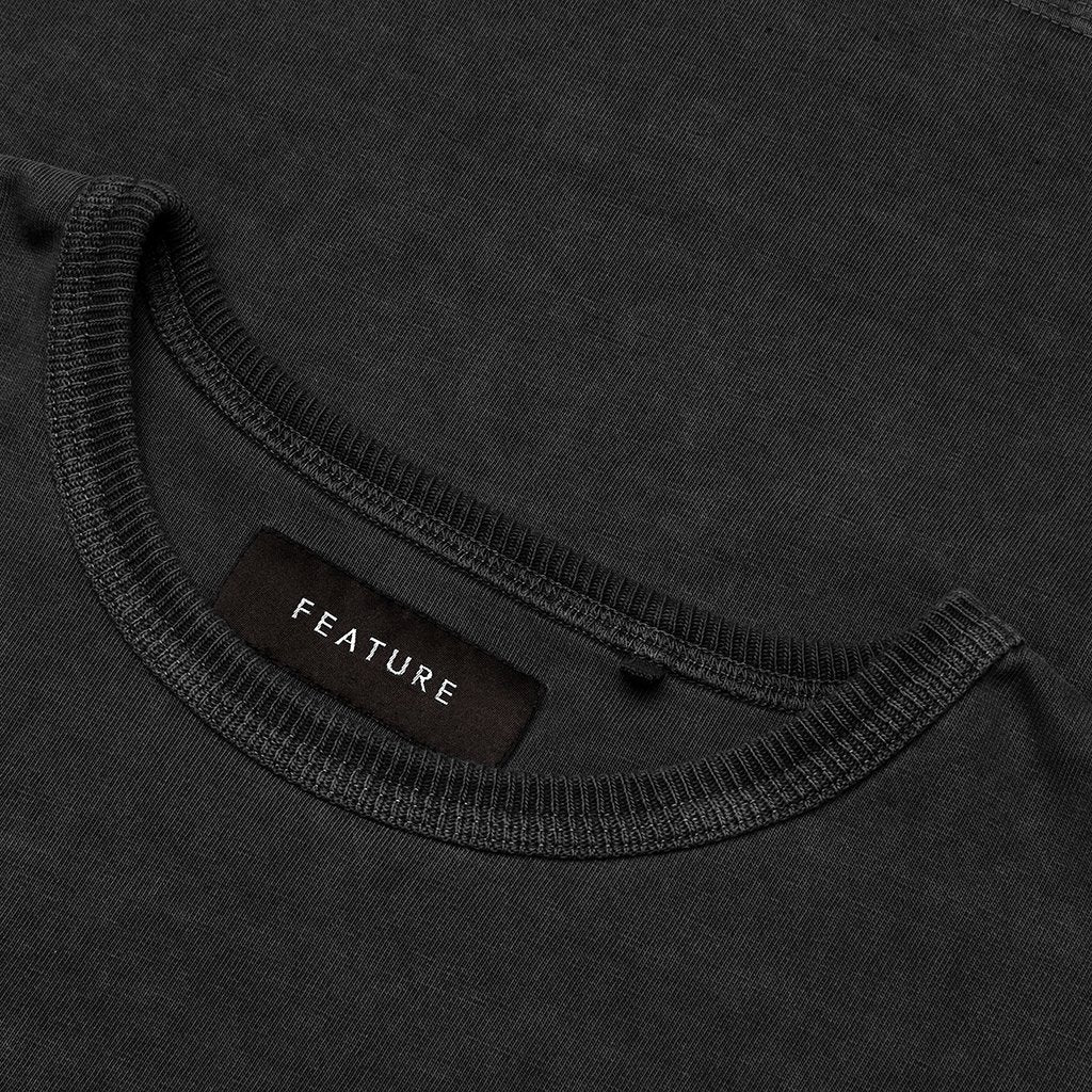 Feature Kelven II Tee - Black