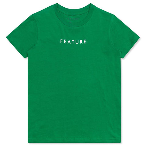 Feature Kid's Classic Tee - Green